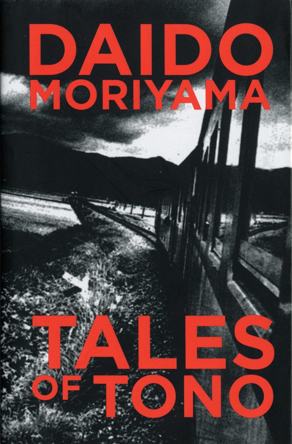 Daido Moriyama Tales of Tono Monogatari Photo Book