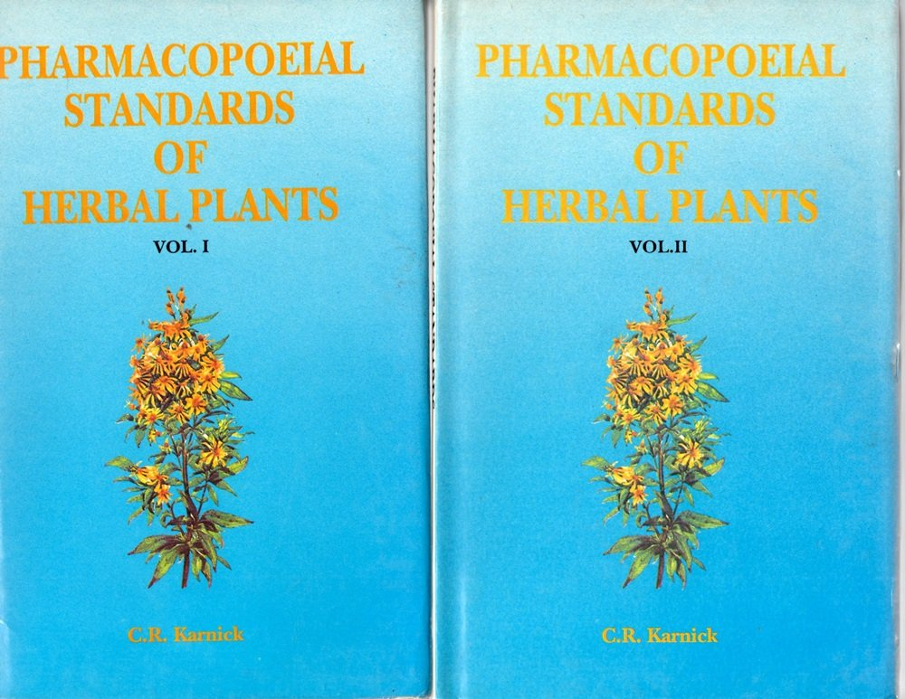 Pharmacopoeial Standards Of Herbal Plants  Indian Medical Science