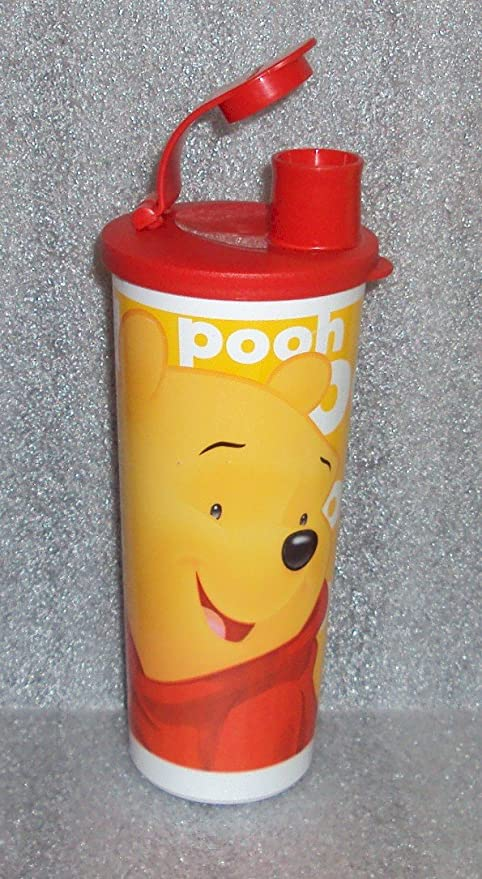 Tupperware Thirstbreak Tumbler Walt Disney Winnie the Pooh Design ...
