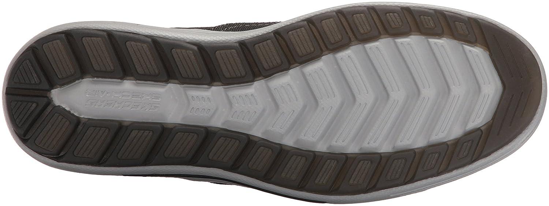Slittamento Uomo Skechers Scarpe Oxford In Nero OcafS6DtW7