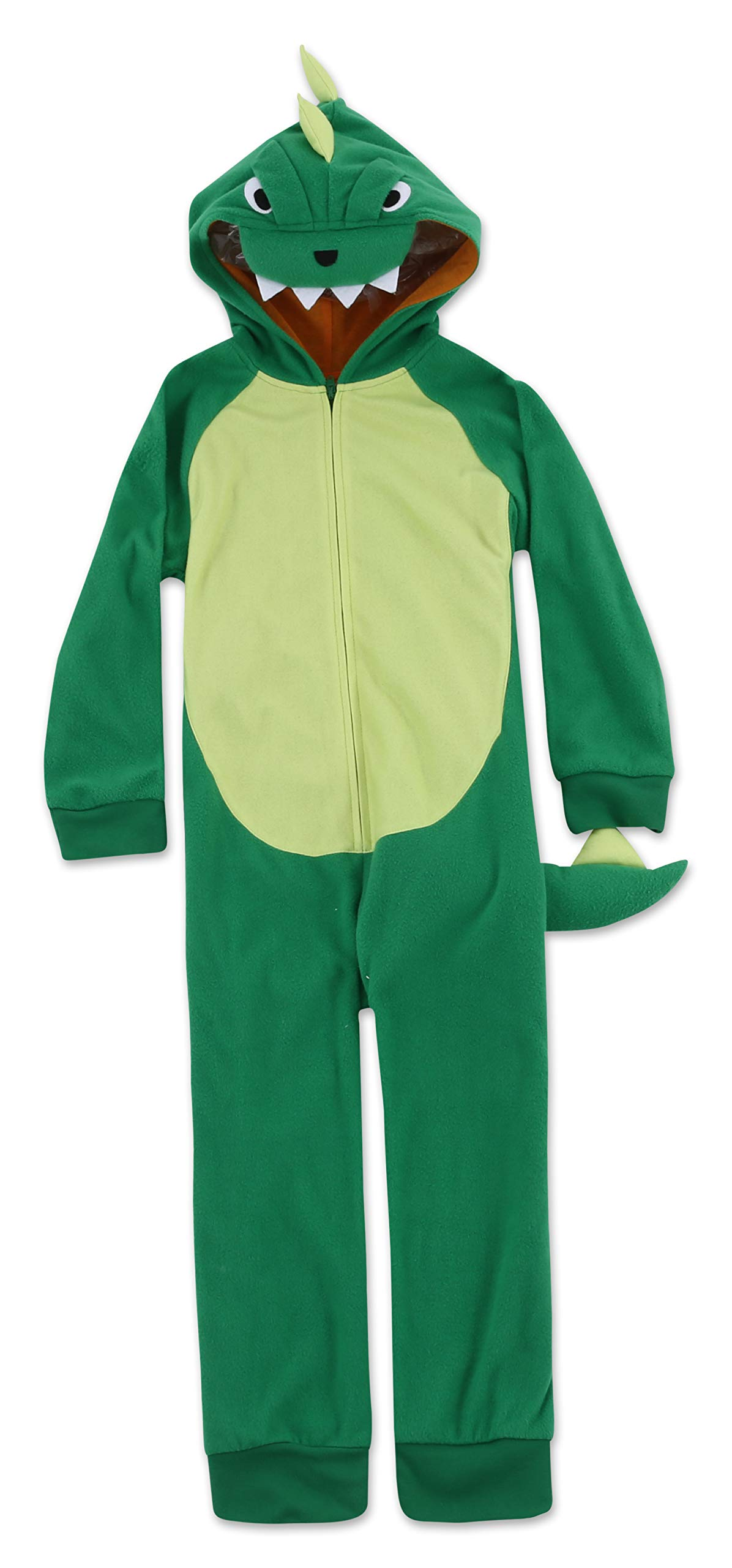 Dreamwave Toddler Boy Dinosaur Blanket Sleeper Onesie Pajamas 2T Green by Dreamwave