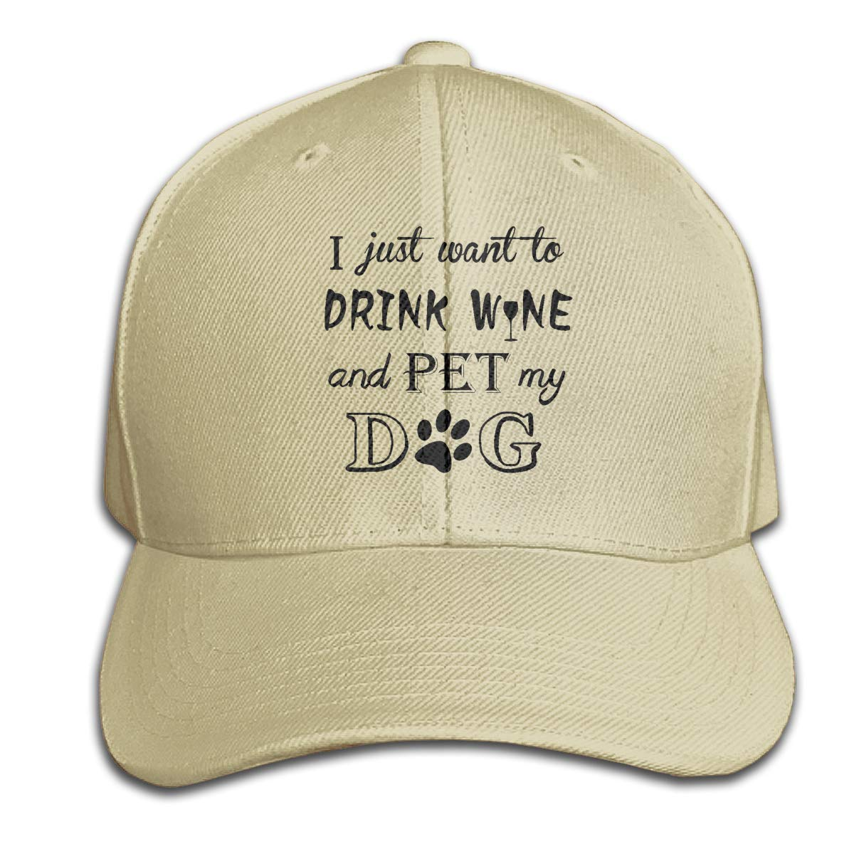 Louis Berry I Just Want to Drink Wine and Pet My Dog (2 ...