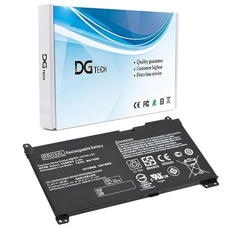 מדהים Amazon.com: DGTECH New RR03XL Laptop Battery Compatible HP ProBook WB-75