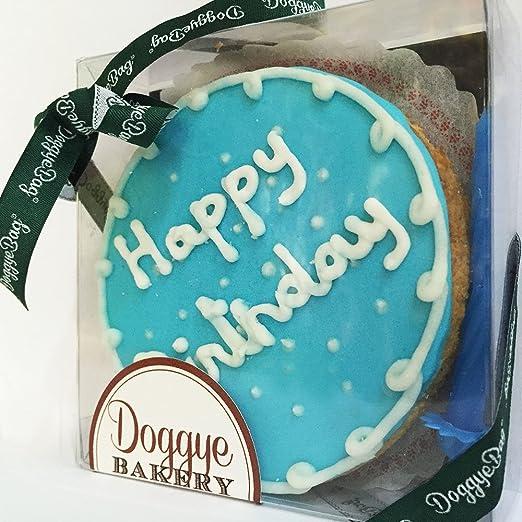 Bubba Rose torta di compleanno per cani lingua inglese