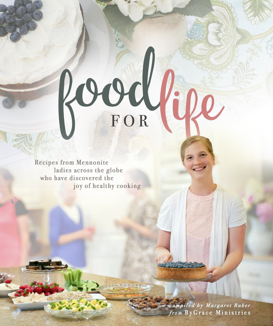 Food Life Cookbook Margaret Raber product image