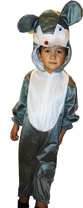 Fun Play - Disfraz de Ratoncito para niños - Disfraz de Animal ...
