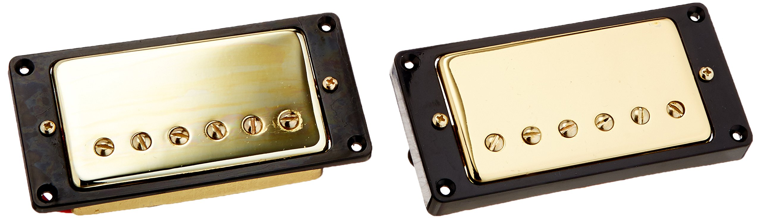 Kmise 1set Humbucker Pickup Gold for Gibson Les Paul Replacement product image