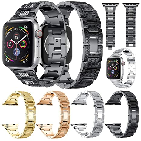 Yushiwu Correa para Apple Watch Series 4 44mm - Reemplazo ...
