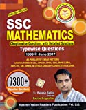 SSC Mathematics Volume-I (1999-2017) Typewise Questions 7300+ Objective Questions