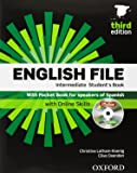 English File Intermediate: Student's Book, ITutor and Pocket Book Pack 3rd Edition (English File Third Edition)