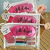 Kate Aspen Classic Kit de supervivencia de boda, Kit de supervivencia para fiesta de despedida de soltera, Rosa/dorado…