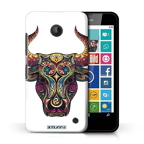 Amazon.com: STUFF4 Phone Case / Cover for Nokia Lumia 630 ...