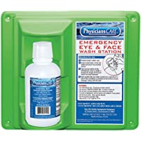 PhysiciansCare Wall Mountable Eye Flush Station