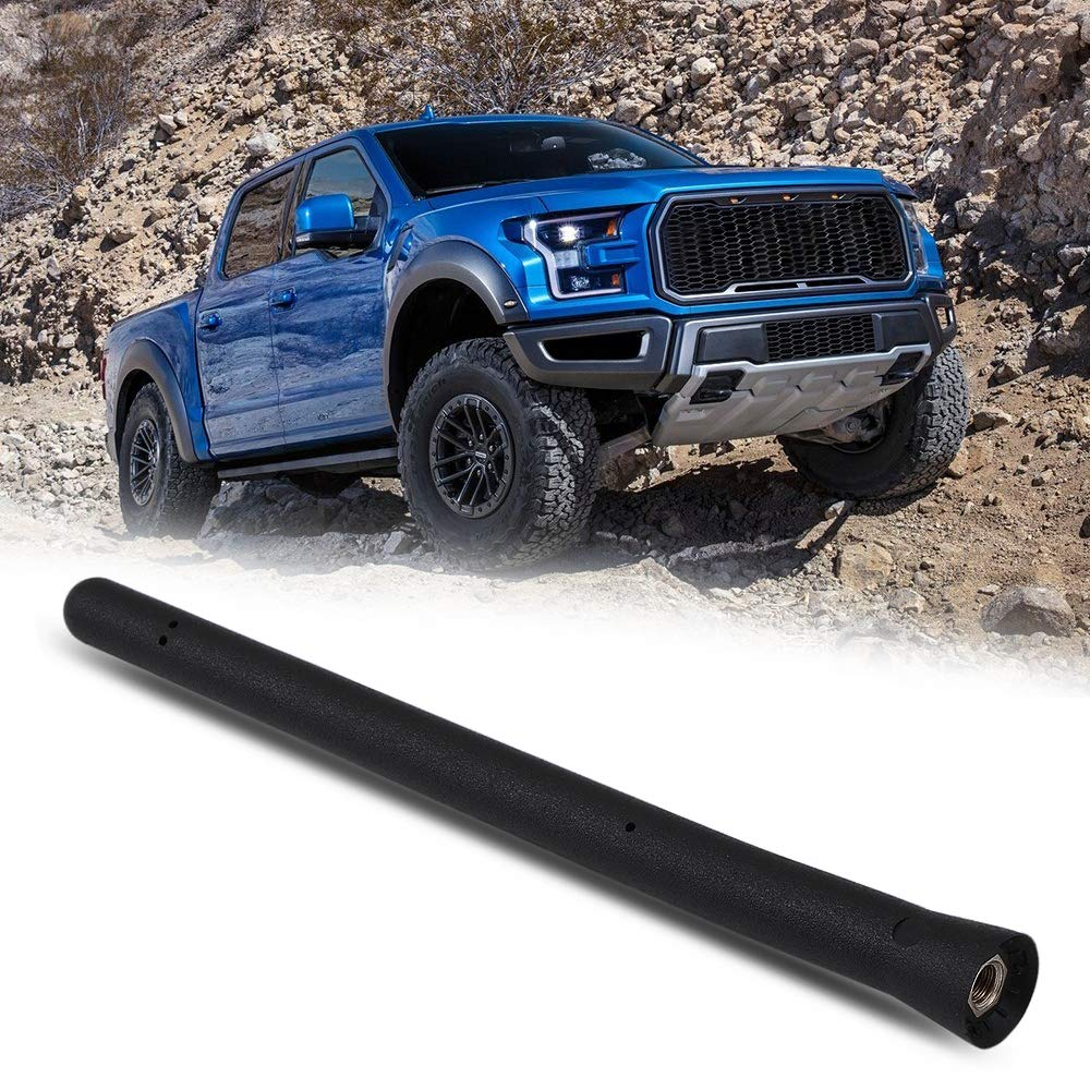 6 3//4 Antenna Replacement Thie2e 5558975368 Car Short Antenna Compatible Fit for Ford F150 Raptor 2009-2018