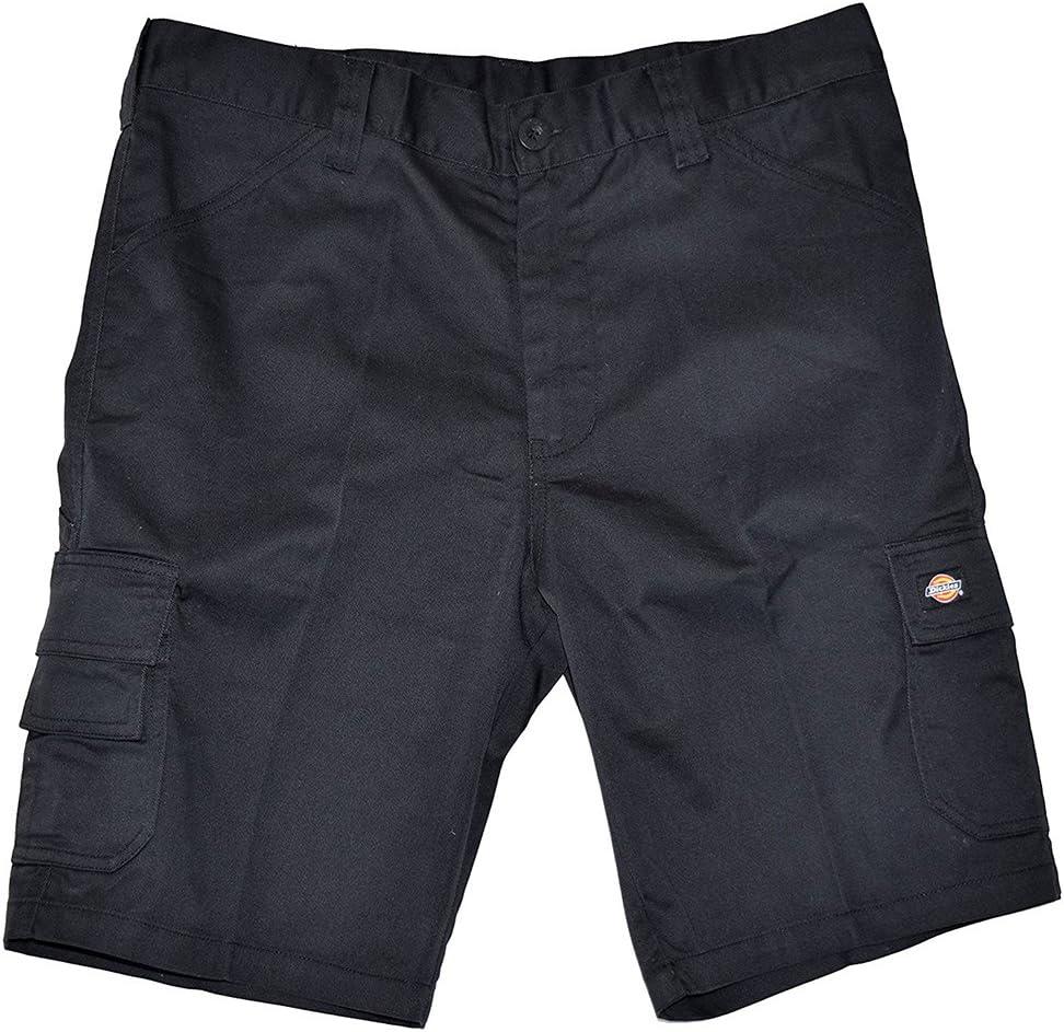 DE 52 Black Dickies Unisex Shorts Everyday Schwarz