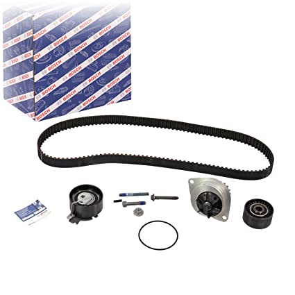 Amazon.com: CITROEN C4 C3 C2 Berlingo PEUGEOT BOSCH Timing Belt Kit + Water Pump 1.6L 1992-: Automotive