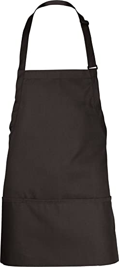 be1fcefc743 Amazon.com  Chef Works Unisex Three Pocket Apron
