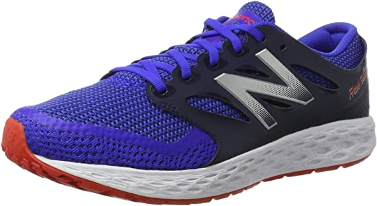 New Balance Zapatillas Azul EU 42 (US 8.5): Amazon.es: Zapatos y complementos
