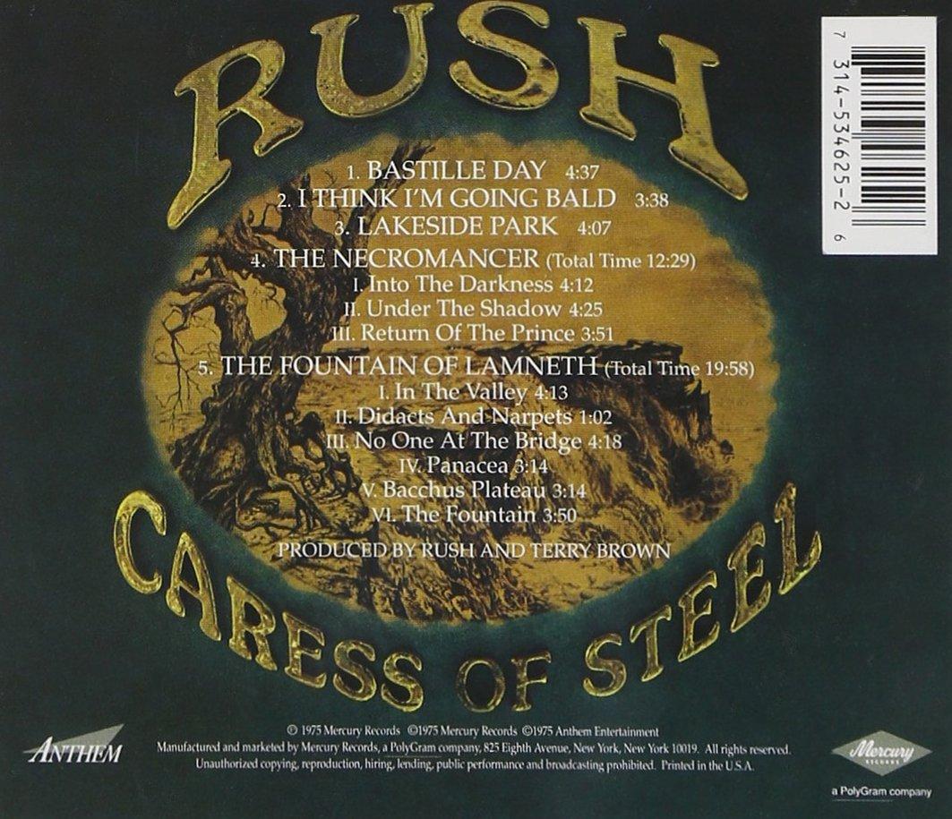 Caress Of Steel - Rush: Amazon.de: Musik