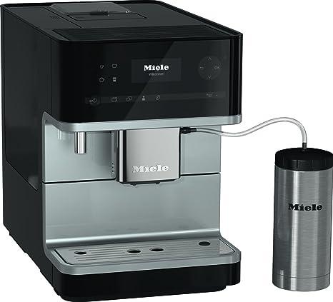 Miele 10516200 Cm 6350 Nr Built In Coffee Machine Noir