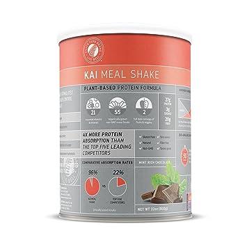kai basada en la planta Meal Replacement Shake polvo ...