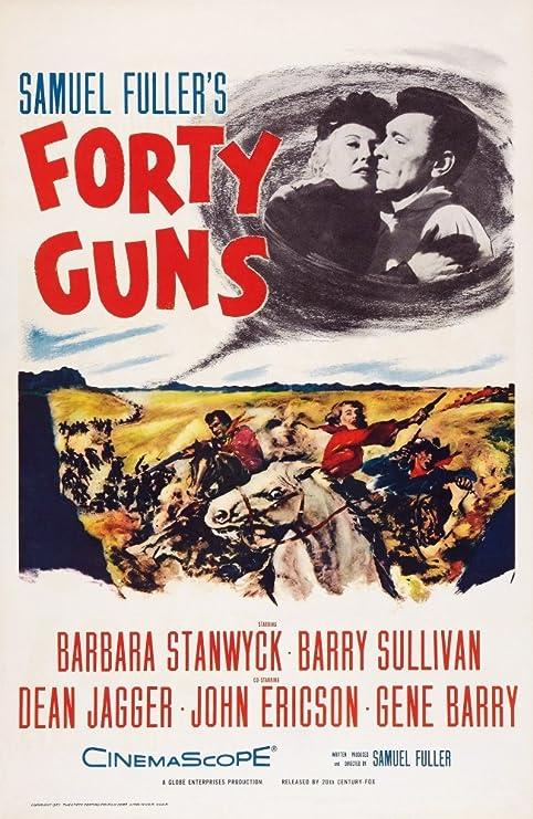 Quaranta pistole (1957) HD