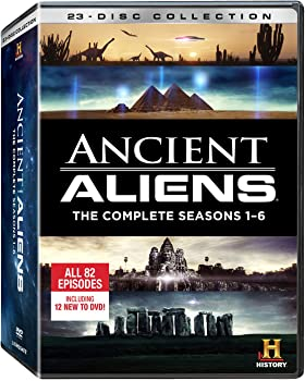 Ancient Aliens The Complete Seasons 1-6 on DVD