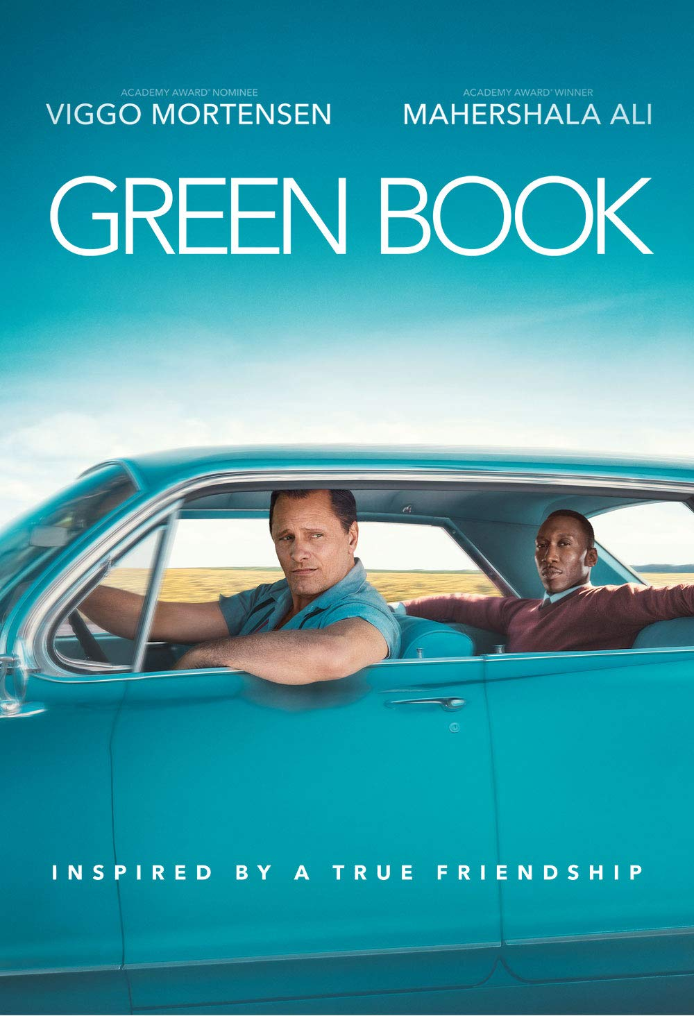 Book Cover: Green Book