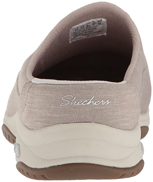 Skechers Mulessabots Carpool Commute À Surpiqûres Décoratives Yvfyb7I6g
