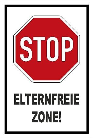 Melis Folienwerkstatt Etiqueta Cartel - Stop - Sujeción ...