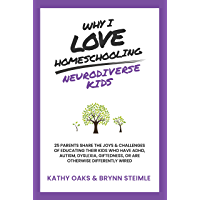 Why I Love Homeschooling Neurodiverse Kids: 25 Parents Share the Joys & Challenges of Educating Their Kids Who Have ADHD…