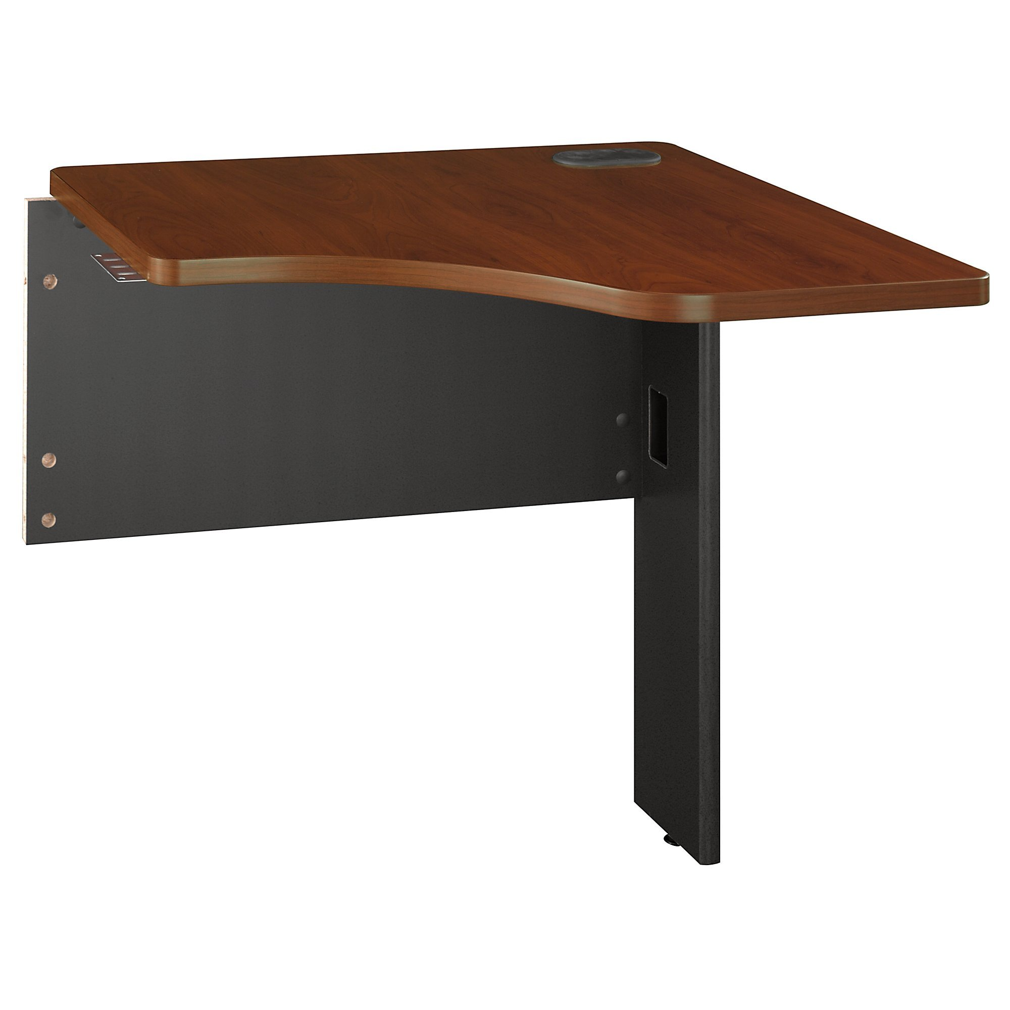 Bush Business Furniture Series A Collection 30W Transitional Bridge in Hansen Cherry by Bush Business Furniture