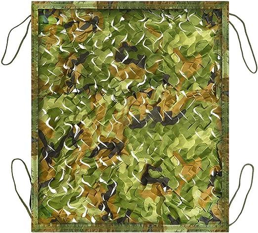 Sombrilla Multiusos Camuflaje Red Mountain Jungle Camouflage Net Decoración de jardín Tienda de campaña Jungle Military Cover For Hidden Car Bunker Camuflaje Multi-tamaño Opcional (Tamaño: 5 * 6m) AI: Amazon.es: Jardín