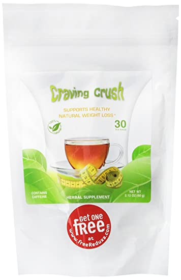 Craving Crush Weight Loss Tea And Natural Appetite Suppressant New Easy Slimming Formula