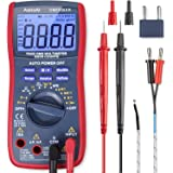 AstroAI Digital Multimeter TRMS 6000 Counts Volt Meter Auto-Ranging Tester; Fast Accurately Measures Voltage Current Resistan