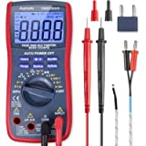 AstroAI Digital Multimeter, TRMS 6000 Counts Volt Meter Manual and Auto Ranging; Measures Voltage Tester, Current…
