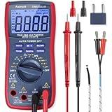 AstroAI Digital Multimeter, Multimètre, TRMS 6000 Counts Volt Meter Manual and Auto Ranging; Measures Voltage Tester…