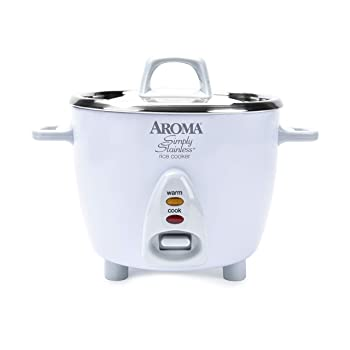 Aroma Simply Stainless Steel Cooker