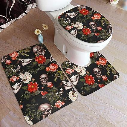 acheter tapis de bain tete de mort online 31
