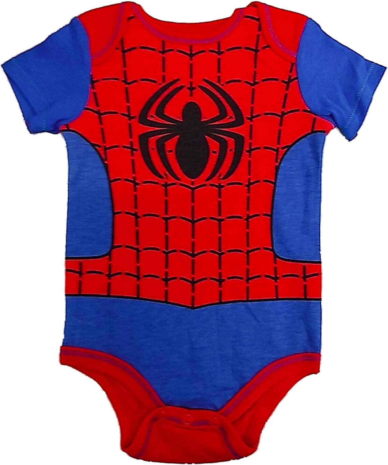 2 Pack Baby Boys Batman Bodysuit 3-6 Months Creeper Outfit Superhero One Piece