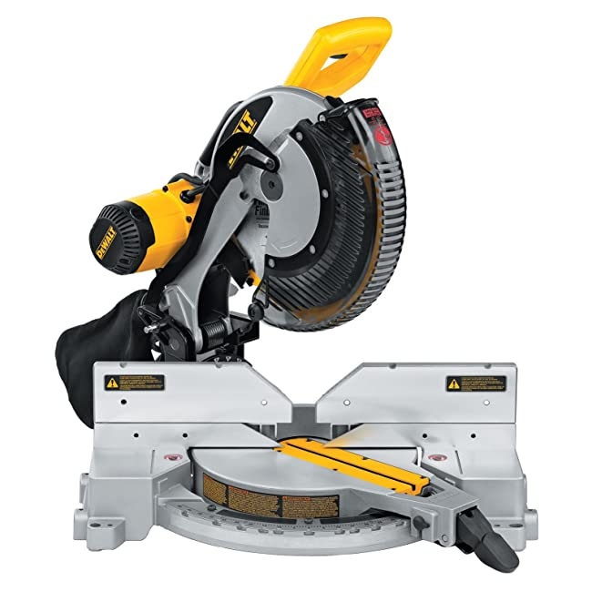 DEWALT DW716 12-Inch Double-Bevel Compound Miter Saw Review