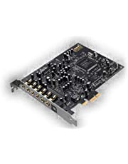 Creative Sound Blaster Audigy Rx - 7.1 PCIe Sound Card with High Performance Headphone Amp