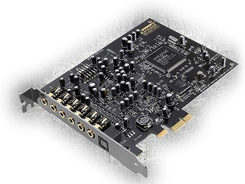 Sound Blaster Audigy PCIe RX 7.1