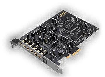 Creative Sound Blaster Audigy RX - Best internal Sound Card