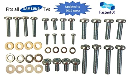 Amazoncom Samsung Tv Mounting Bolts Screws And Washers Fits