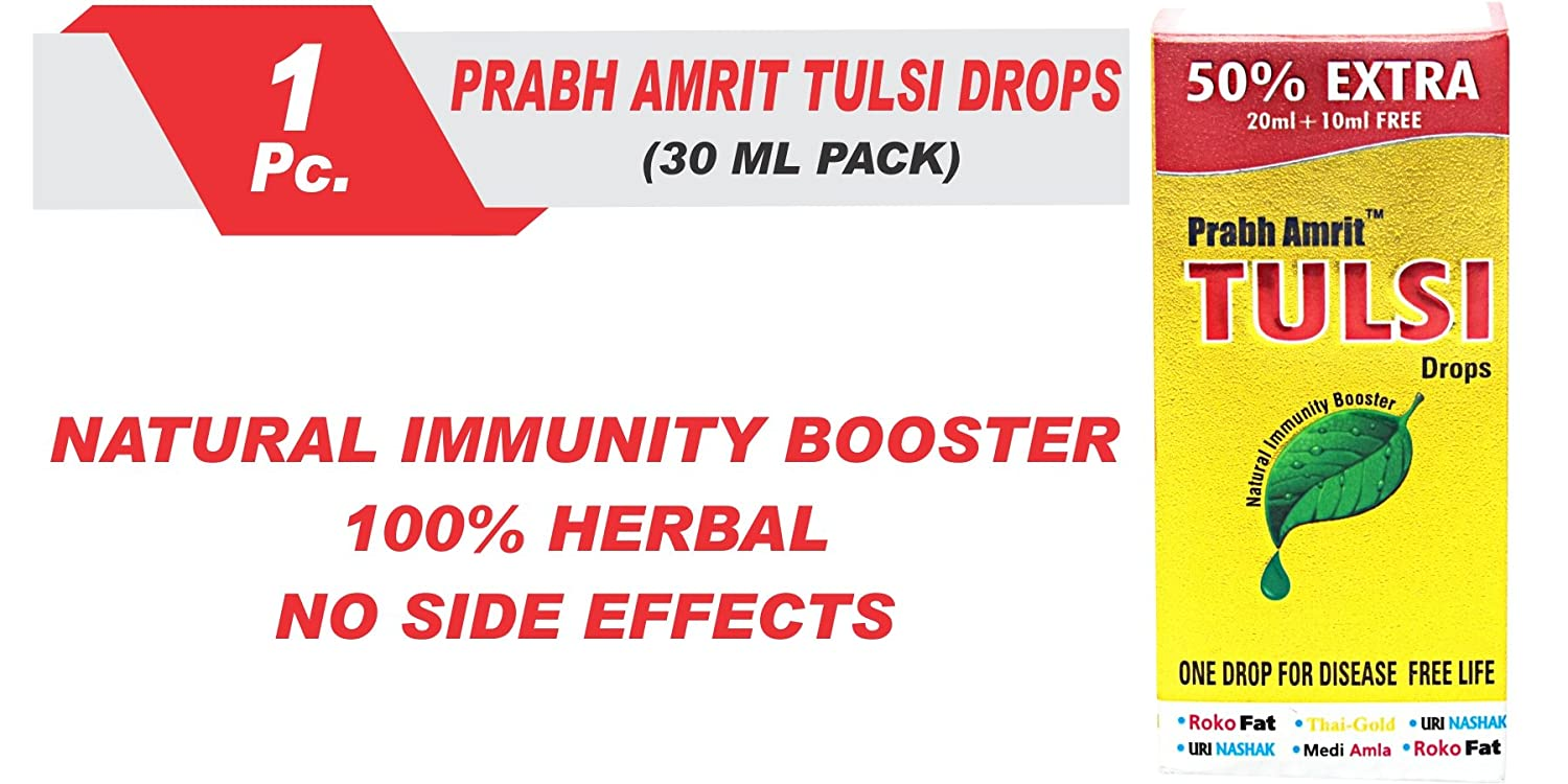 Buy Alexvyan- Prabh Amrit Ark Drops Natural Immunity Booster, 30 Ml ...