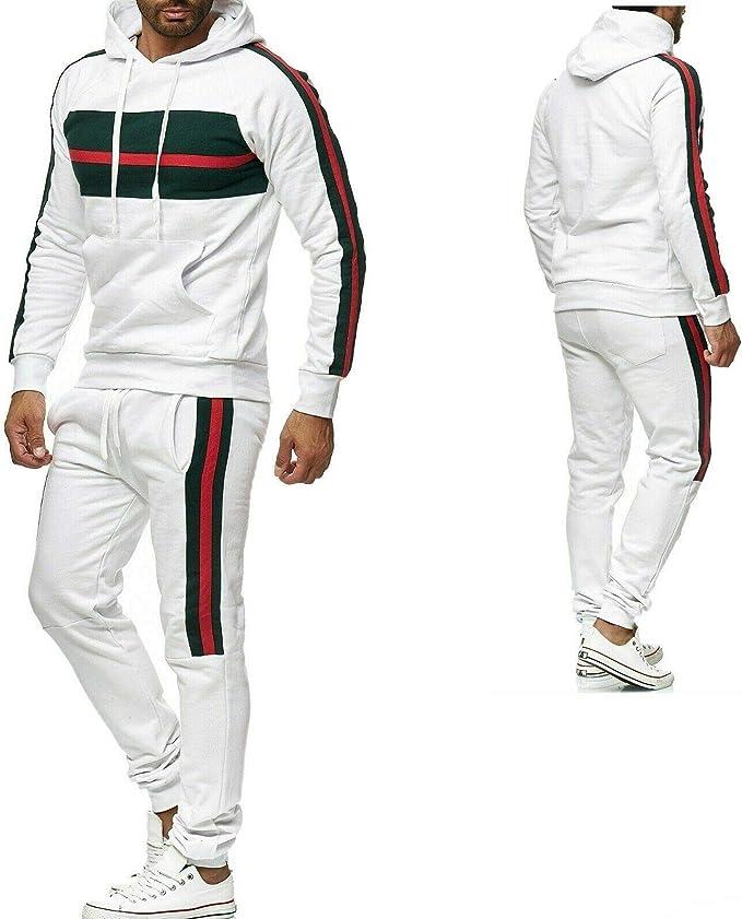 iProfash - Chándal para Hombre/Muhammad Ali Champion/Pantalones + ...