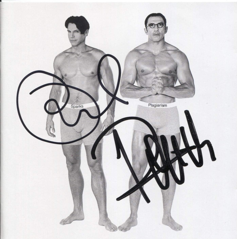 Sparks (Band) Ron Russell Mael - Álbum de CD firmado + ...