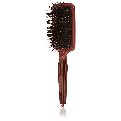 Cepillo para el cabello de paleta, desenredante iónico Cepillo grande para el cabello de paleta