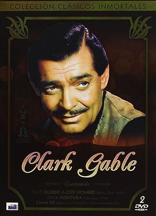 Pack Clásico Clark Gable [DVD]: Amazon.es: Varios: Cine y Series TV
